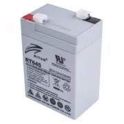AGM RITAR RT645 6V 4.5Ah_0