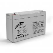 AGM RITAR RT6120 6V 12Ah_0