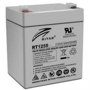 AGM RITAR RT1255 12V 5.5Ah_0