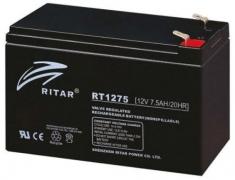 AGM RITAR RT1275B 12V 7.5Ah_0