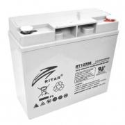 AGM RITAR RT12200 12V 20Ah_0