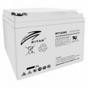 AGM RITAR RT12260 12V 26Ah_0