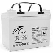 AGM RITAR RA12-33 12V 33Ah_0