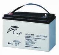 AGM RITAR DC12-100 12V 100Ah_0