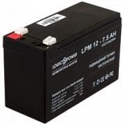 AGM LPM 12V - 7.5 Ah_0
